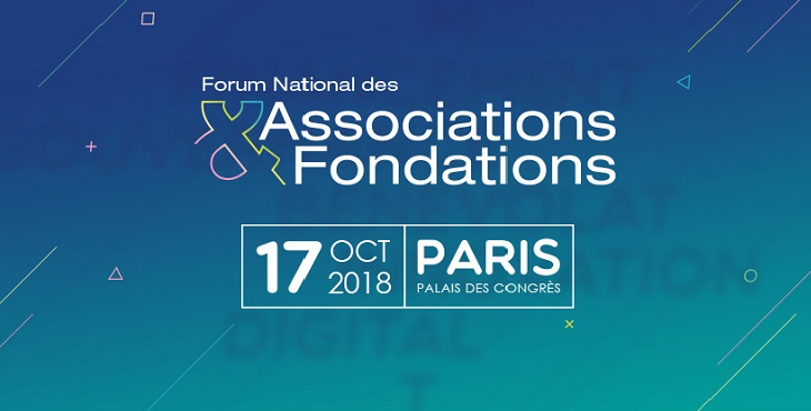 Retrouvez la FEHAP au 13e Forum national des associations et fondations !